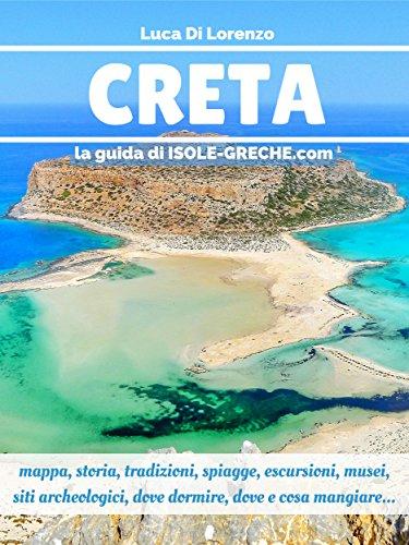 Cartina Geografica Dell Isola Di Creta.Guida Di Creta Da Scarica