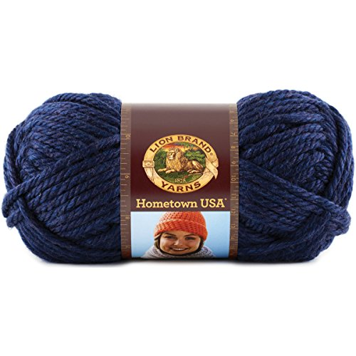 Lion Brand Yarn Hometown USA Yarn