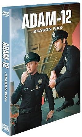 Amazon Com Adam 12 Season 5 By Martin Milner Movies Tv