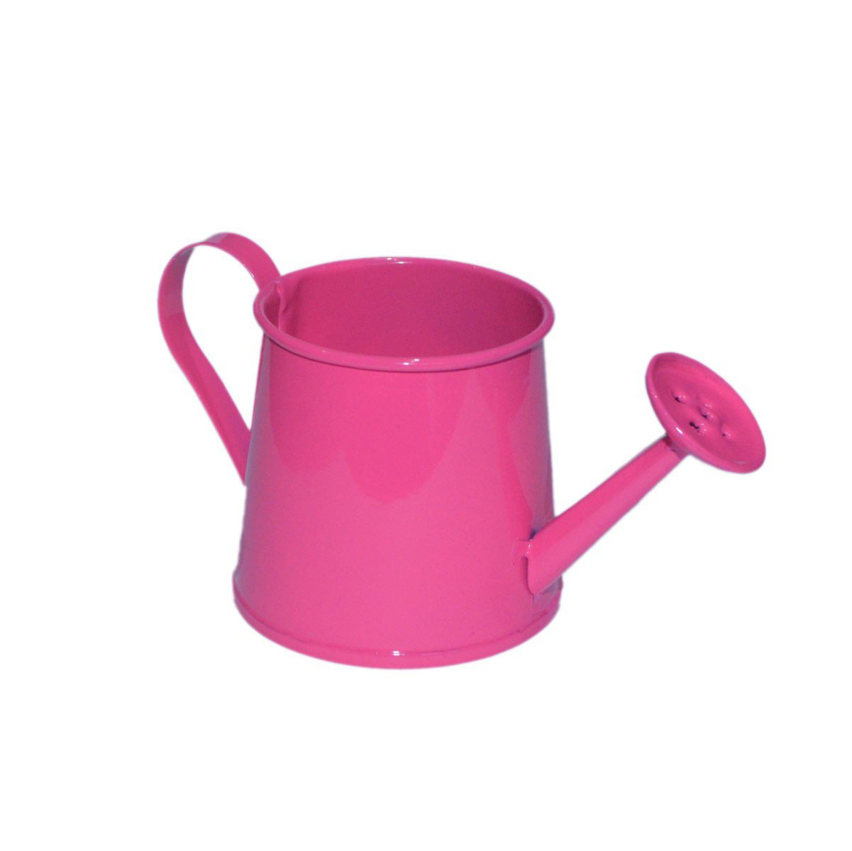 Single Hot Pink Mini Decorative Watering Can Wedding Favours ...
