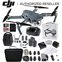 DJI Mavic Pro FLY MORE COMBO Collapsible Quadcopter Drone Starters Travel Bundle