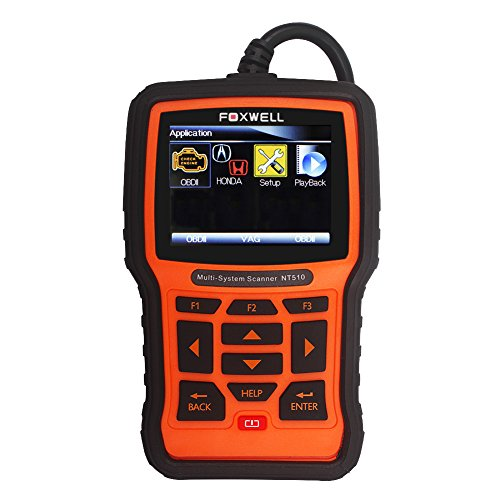 Foxwell Multi System Diagnostic Transmission Functions