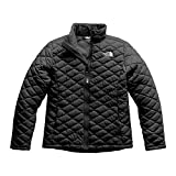 The North Face Girl's Thermoball Full Zip - TNF Black - L