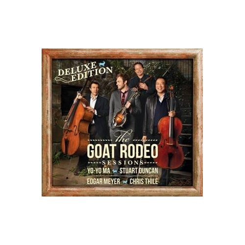 Music : The Goat Rodeo Sessions [CD+DVD eluxe Edition]