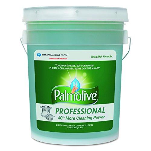 Palmolive 04917 Dishwashing Liquid, Original Scent, 5 gal (Dishwashing Liquid 5 Gallon Pail)