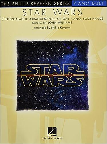 star wars arr phillip keveren the phillip keveren series piano duet