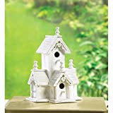 Zingz & Thingz Historic Manor Birdhouse - 57070172 ;(supply#: shop_freely >efns28381515937552