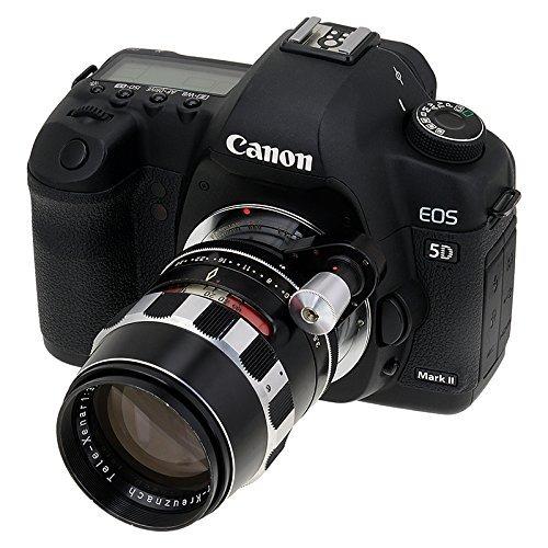 EF-M EXA-EOSM Camera EOS M KECAY/® Adattatore Obiettivo Lente Per Exakta//Auto Topcon Lente to Canon EOS M M3 M10 M2