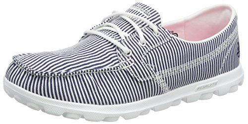 Skechers Go Scarpe blue nvw Blu Ginnastica Donna Da The On Sandbar HrRaEwHq