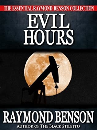 book cover of Evil Hours