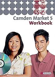 Camden Market - Ausgabe 2005. Lehrwerk für den Englischunterricht an 6 jährigen Grundschulen, Orientierungsstufe und in Schulformen mit ... - Ausgabe 2005: Workbook 5 mit Audio-CD