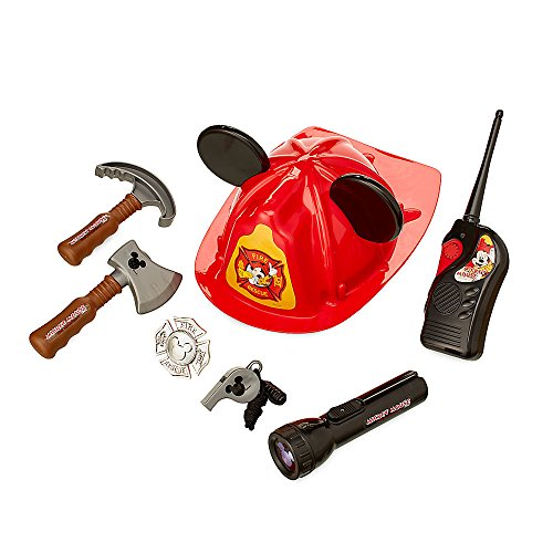 Disney Mickey Mouse Fire Rescue Playset Mickey Mouse Firefighter
