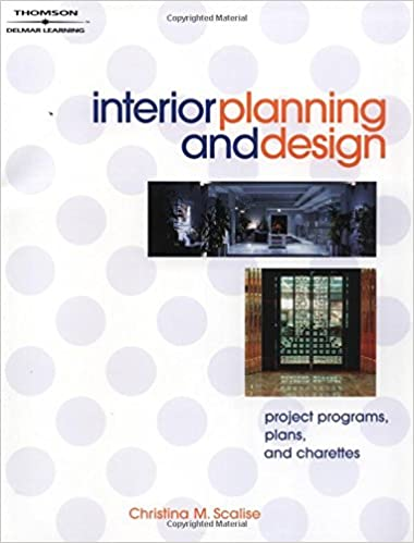 Buy Interior Planning And Design Project Programs Plans Charettes Book Online At Low Prices In India