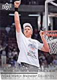 Bryant Reeves basketball card (Oklahoma State Cowboys NCAA 1995 Big Country) 2014 Upper Deck March Madness #RE1