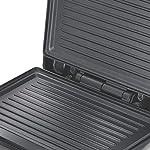 Prestige PGMFS 700-Watt Grill Sandwich Maker (Black)
