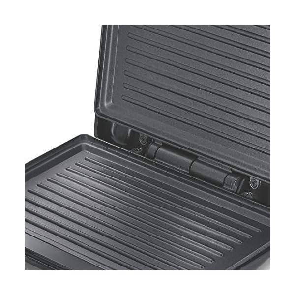 Prestige PGMFS 700-Watt Grill Sandwich Maker (Black) 2021 August Content: Prestige Sandwich Toaster with Fixed Grill Plate- Pgmfs Net Quantity: 1 Unit Voltage: 230V; Wattage: 700W