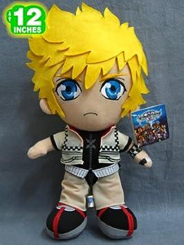 Kingdom Hearts Peluche Roxas de Pie 30cm
