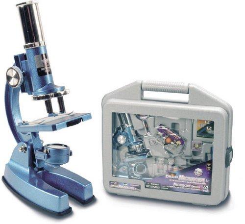 Mikroskopset im Koffer 100-900