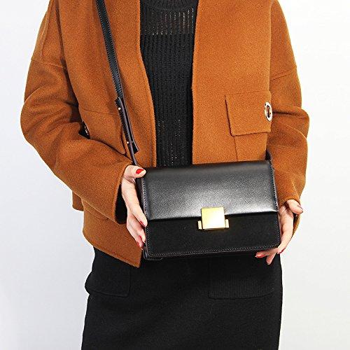 Noir Femme À 185 Lf Épaule Bandoulière Dissa Sac Fashion En Portés Cuir Main H7SZWqwx