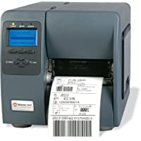 Datamax I12-00-48040L07 I-4212E Mark II Barcode Printer, Power Cord, Cutter, Wired LAN, 4 Bidirectional Thermal Transfer, 203 DPI/12 IPS, SER/PAR/USB/RTC/Ethernet, 3.0/1.5 Media Hub