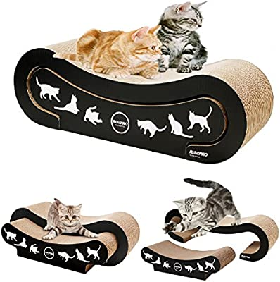 Amazon.com: Cat Scratcher, risepro 2-in-1 Premium Jumbo ...