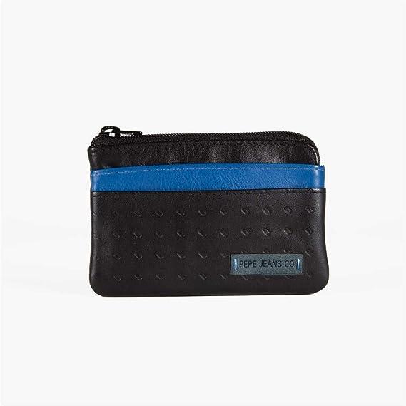 Monedero Pepe Jeans Rain con tarjetero Azul