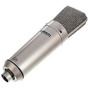 Warm Audio WA-87 FET Large-Diaphragm Condenser Microphone, Brand New!
