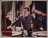 drum kettle - THE DRESSER '84 LC #7 ~ PLAYING KETTLE DRUMS ~ AUTOGRAPHED BY TOM COURTENAY