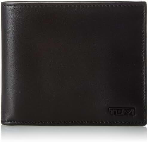 Tumi Men's Delta Global Center Flip ID Passcase