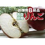 わけあり 青森県産 りんご B級品 ジョナゴールド 20kg(20キロ)用 木箱 サイズ ダンボール 詰