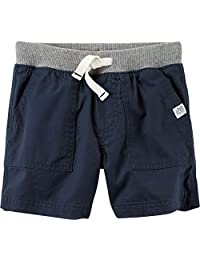 Carters Toddler Boys Pull-On Twill Shorts