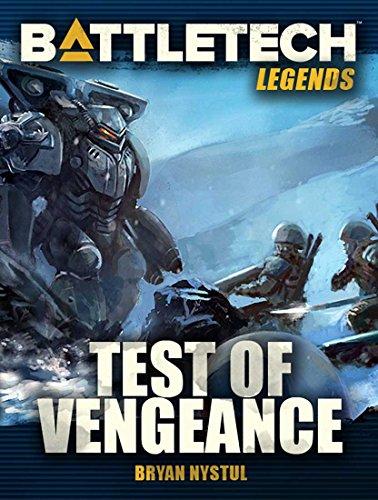 Test Mech - BattleTech Legends: Test of Vengeance