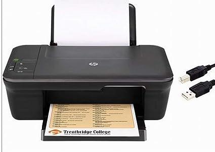 HP Deskjet 1050 USB 2.0 Todo en uno Impresora de Fotos de ...