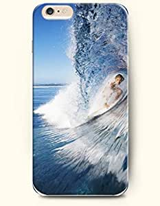 SevenArc iphone 4 4s Case Inches with the Design of Sea and Beach