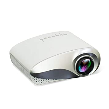 QTT Mini Proyector, Proyector Portátil LED Mini Pico Proyector ...