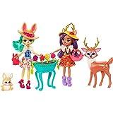 Enchantimals FDG01 Garden Magic Doll Set
