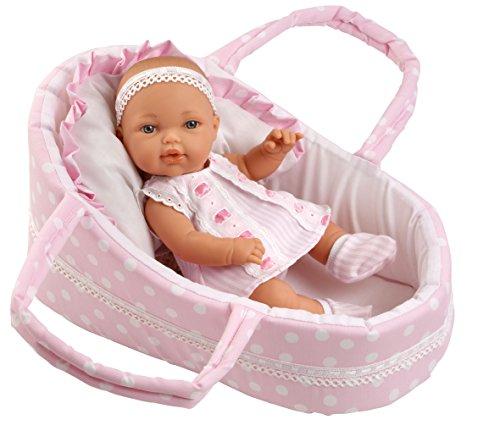 Amazon.com: Caja de vestido de muñeca rosa elegancia 13 inch ...