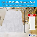 Super Realistic Fake Indoor Snow Blanket. 15 sqft