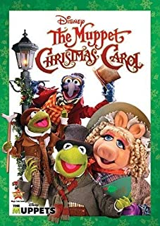 Book Cover: The Muppet Christmas Carol