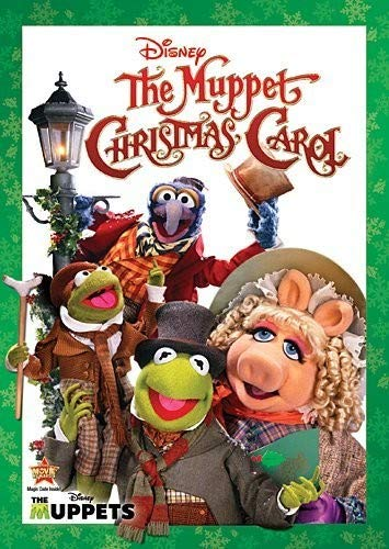 The Muppet Christmas Carol (Muppet A Christmas Family Vhs)