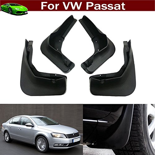 4Pcs Car Mud Flap Splash Guard Fender Mudguard Mudflap For VW Passat 2011 2012 2013 2014 2015 2016 2017 2018 KaiTian Auto Part Co. Ltd