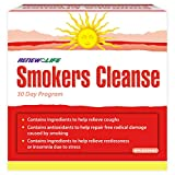 Renew Life - Smokers Cleanse - Body Cleanse and Support Supplement -...