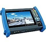 Hitosino CCTV IPC Camera Tester 7 Inch Touch Screen Built-in WIFI Video Audio PoE PTZ IP Camera ONVIF Monitor Test HDMI IPC8600