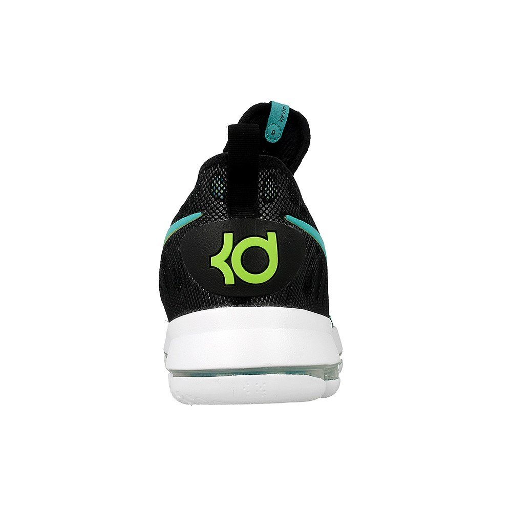 Amazon.com | Nike Zoom KD 9 Mens Basketball Shoes (10, Clear Jade/Black) | Fashion Sneakers
