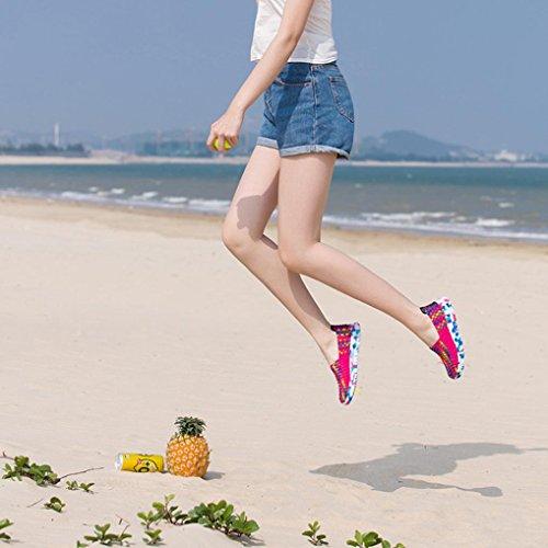 Plates Basket De Chaussures Tissé Sandales Respirant Femme Sport Femme Occasionnels Femme Casual Pink Femmes Espadrilles Escarpins Jogging Hot Luo Super Mode TvwdqT