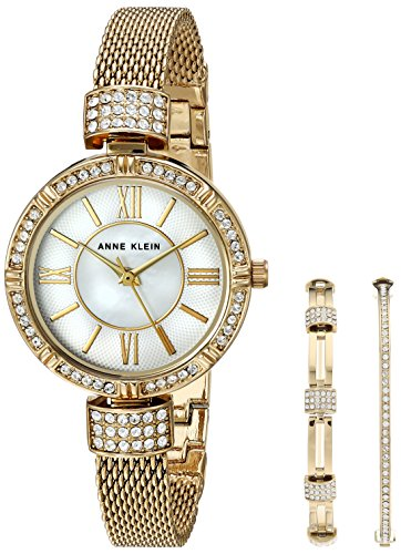 Crystal Bracelet Dress Watch - 7