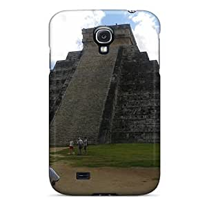 New Fashionable Mialisabblake Qsnrfwm5160XhAlp Cover Case Specially Made For Galaxy S4(chiche Itza)