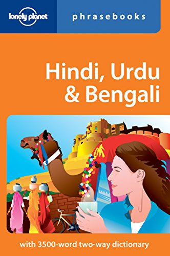 Lonely Planet Hindi, Urdu & Bengali Phrasebook (Lonely Planet Phrasebooks) (Best Suitcase Brands In India)