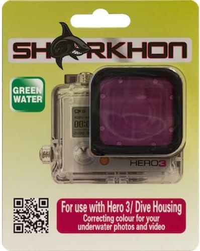 Sharkhon Filter for Hero 3 Camera0