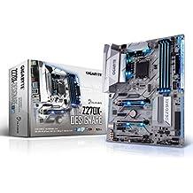 GIGABYTE GA-Z270X-Designare LGA1151 Intel Z270 2-Way SLI Quadro Support Front USB 3.1 Gen 2 Header M.2 U.2 ATX Motherboard